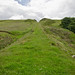 Small photo of Incline to Musbury Heights, Haslingden Grane