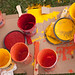Small photo of Ames Street Art - Empty buckets