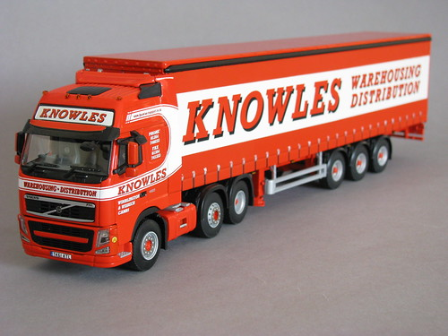 Knowles Transport Volvo