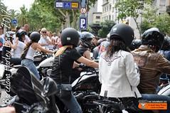Barcelona Harley Days 2012: En la cola