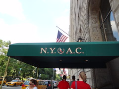 New York Athletic Club sexual harassment lawsuit