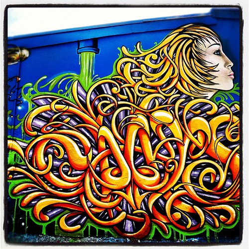 #EMPS at #graffalot #houstongraffiti #summer2012 - Instagram