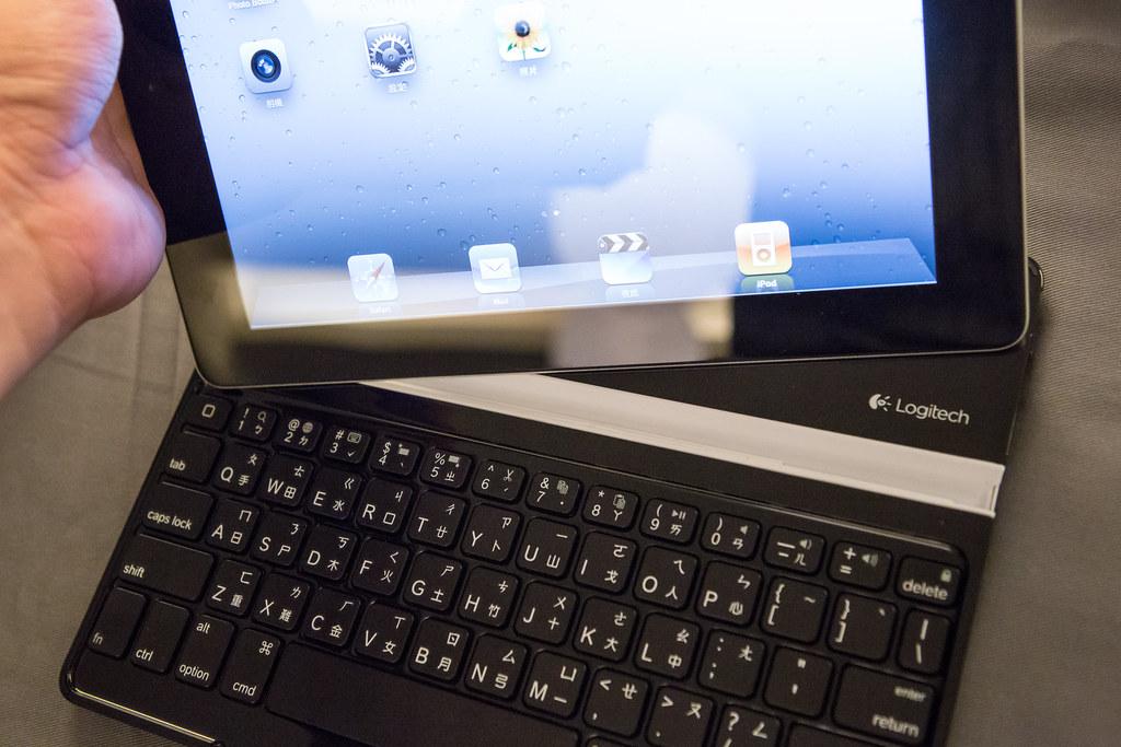 羅技多款 Apple 無線鍵盤新產品 @3C 達人廖阿輝