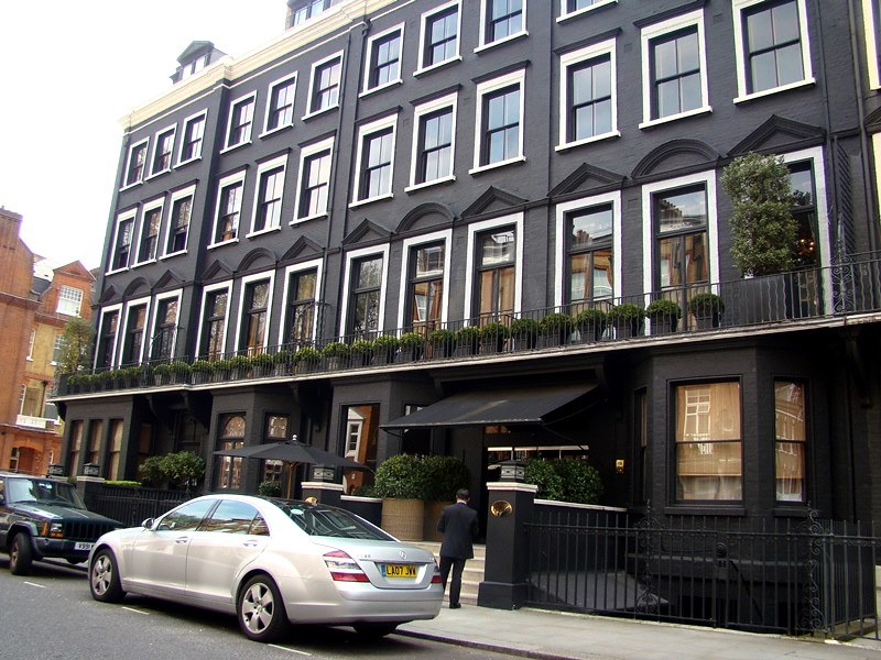 256 blakes hotel london england leftbanked. Black Bedroom Furniture Sets. Home Design Ideas