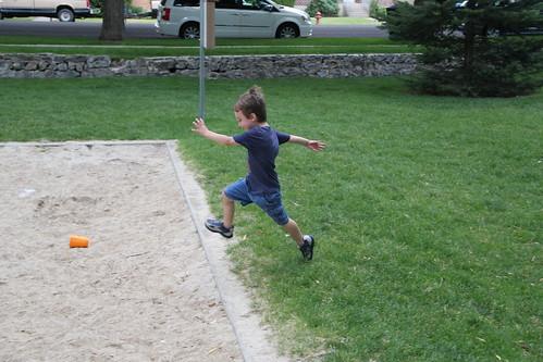 Long Jump - Olsen