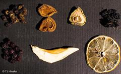 homemade dried fruit