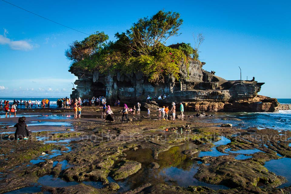 Tanah Lot @ Bali, Indonesia