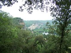 View From Les Jardins Suspendus de Marqueyssac