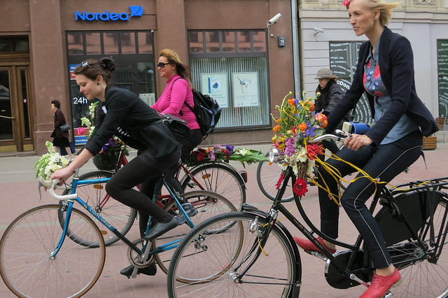 Riga Bicycle Flower Festival-016