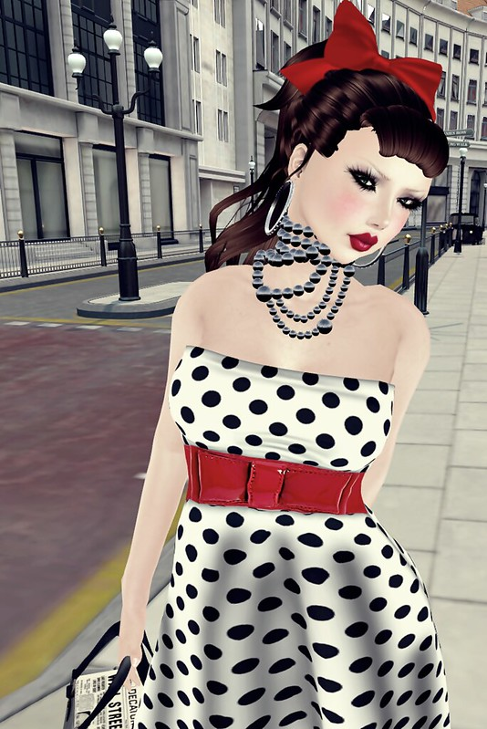 BB - Fefe Dress (mesh) 199L1