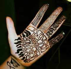 hand, arm, finger, mehndi, close-up, nail, henna,