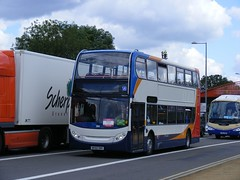 NK60 DNO  Stagecoach Events (Stagecoach in Newcastle) 19672 Olympic games transport