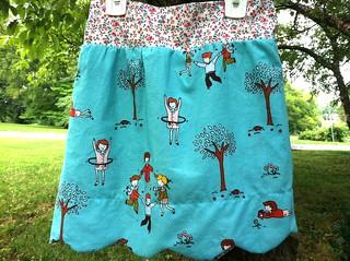 o s badminton skirt