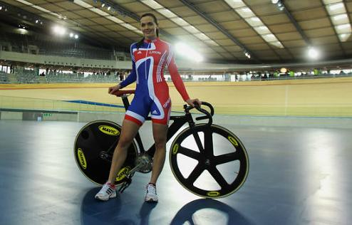 Victoria Pendleton@London2012 by dullhunk, on Flickr