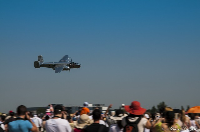 B-25 Mitchell Bombardier Flying Bulls
