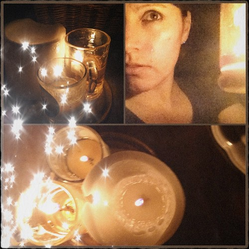 Self Portraits: 205-366 Without Electricity by Abigail Harenberg