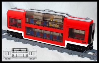 TF702 Red Club Car