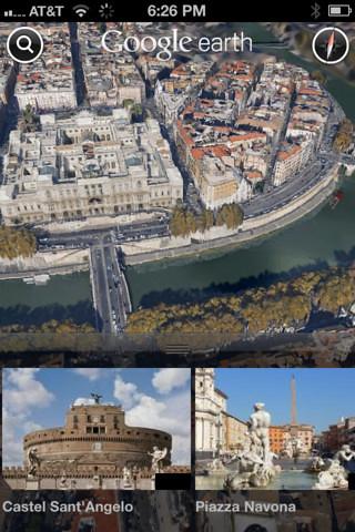 Google Earth para iOS añade mapas 3D