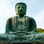 Kotokuin Temple, Great Buddha - Kamakura, Japan
