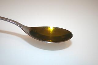 09 - Zutat Olivenöl / Inrgedient olive oil