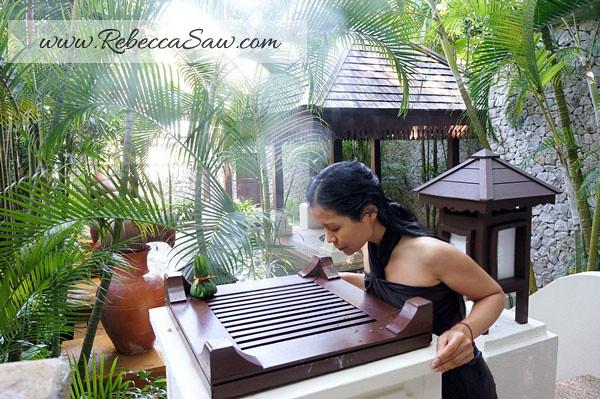 spa village pangkor laut resort - rebecca saw - passion