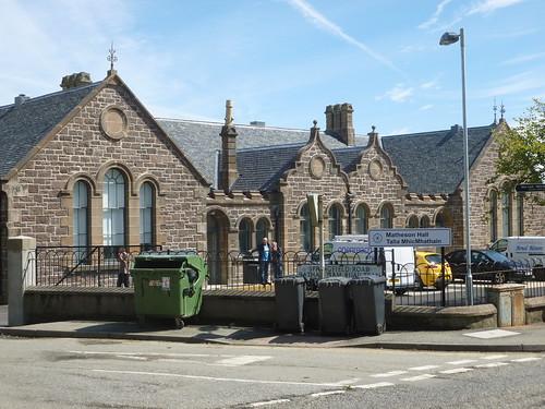 Matheson Hall