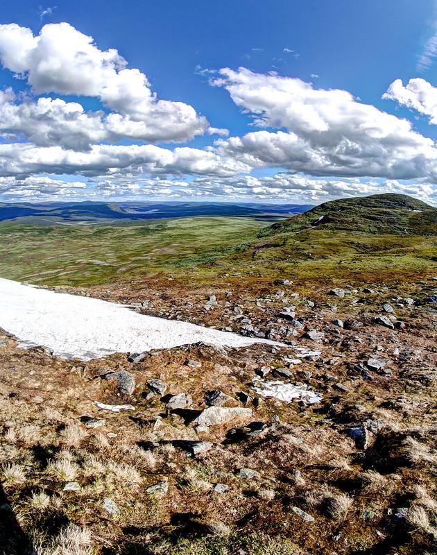 Blick Richtung Funäsdalen