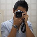 Self-Portrait with new lens [178/366] by elemmaciltur