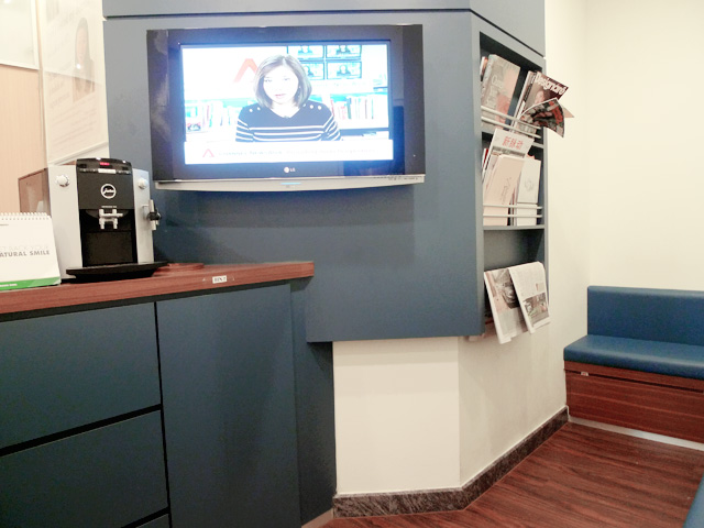 omni dental centre tour tv newspaper