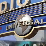Studio Tour - Entrance - Universal Uniglobe