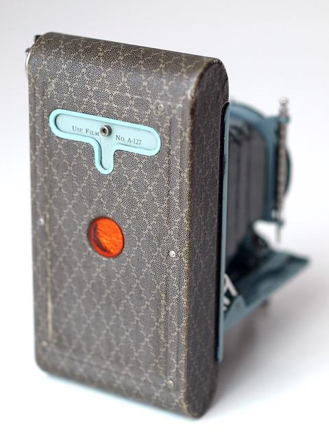 Kodak Petite (1929) - Back