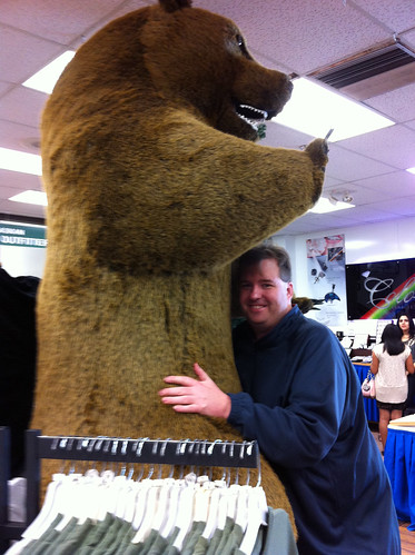 Ketchikan - Mike's Bear Hug