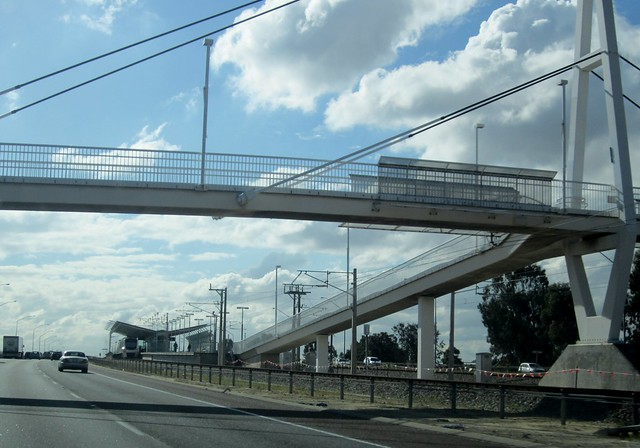 On the Clarkson/Joondalup line, Perth