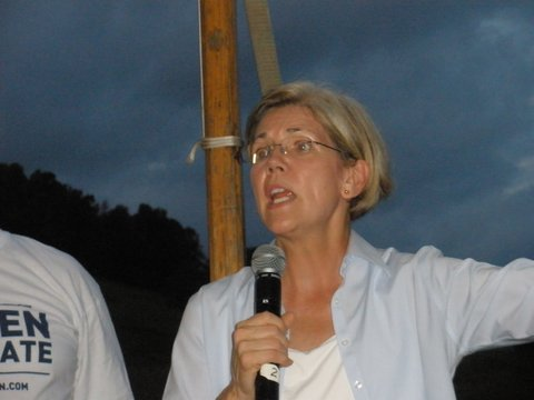 Elizabeth Warren at MTA Summer Conference