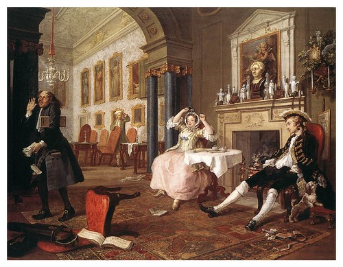 012-El casamiento a la moda 1745- William Hogarth-Wikipedia