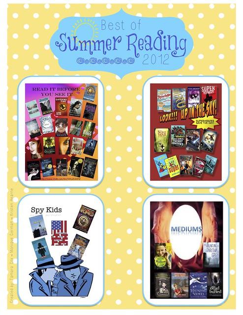 Best of Summer Reading Poster | Flickr - Photo Sharing!