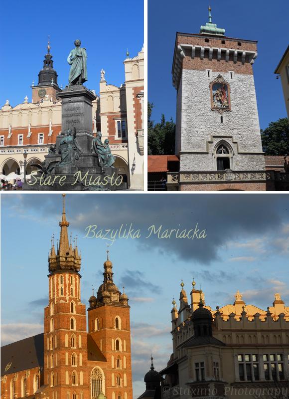 Cracovia: il centro