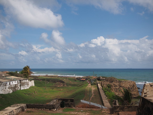 Galle, Fort Area