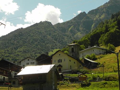 Le village de Celliers