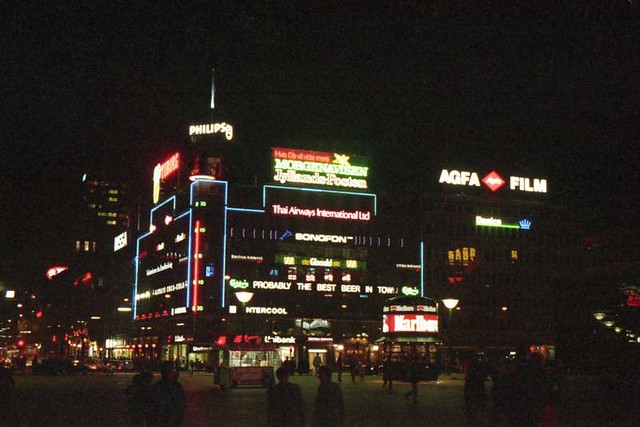 Copenhagen at Night (1996)