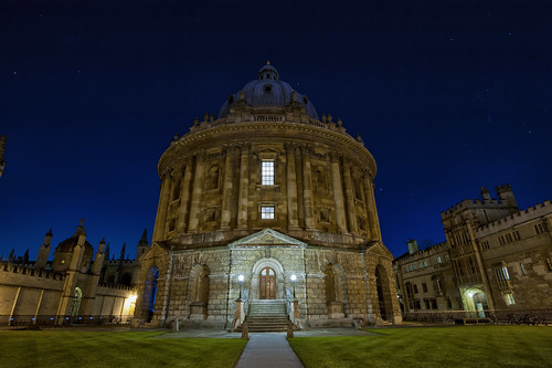 The Radcliffe Camera, Oxford by chensiyuan