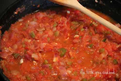 salsa in progress