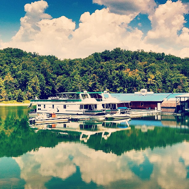 Norris Lake Marina Restaurants