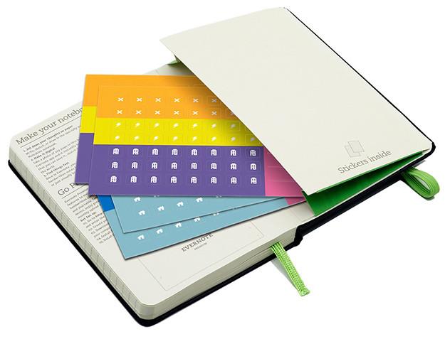 Evernote Smart Notebook de Moleskine