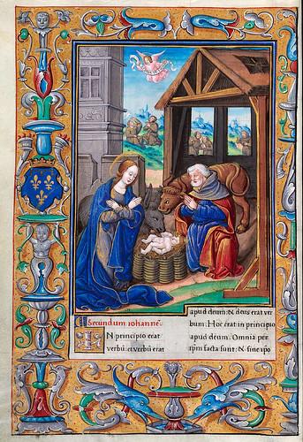 005-Evangeliario de París para uso de Carlos Duque de Angulema-1500-1600-Copyright Biblioteca Digital Hispánica