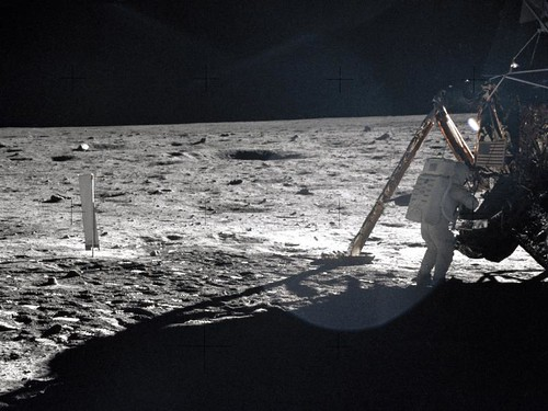 Neil Armstrong Moon Landing