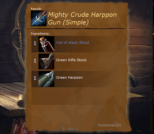 Guild Wars 2 Huntsman Crafting Guide Recipes Refinement And Sigils