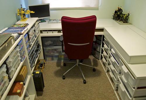 My LEGO studio