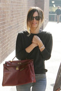 Rachel Bilson Oxblood Trend Celebrity Style Women's Fashion