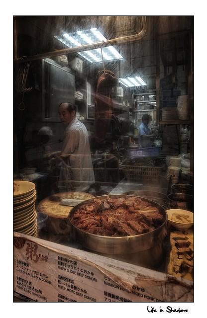 Restaurant kitchen Kowloon